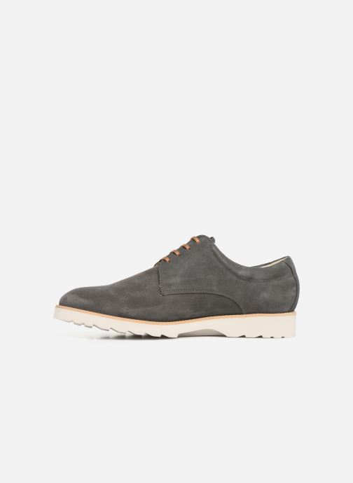 Chaussures à lacets Callaghan Meer Gris vue face