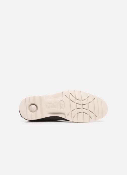 Chaussures à lacets Callaghan Meer Gris vue haut