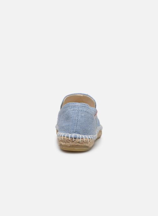 Espadrilles Banana Moon Iasmin Espadrille Blue view from the right