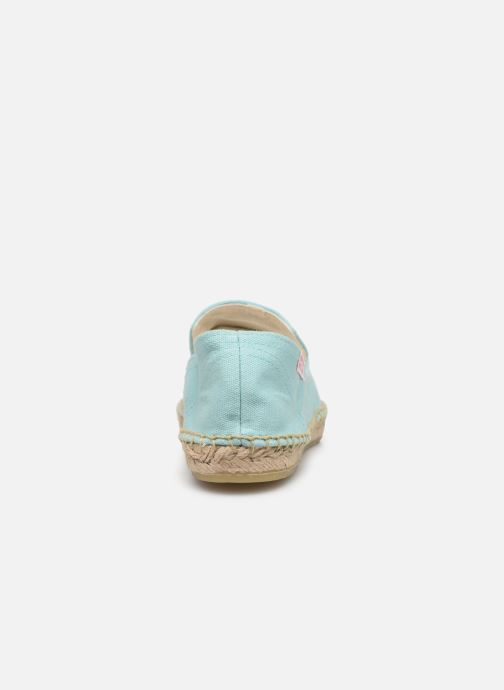 Espadrilles Banana Moon Lairis Espadrille Blue view from the right