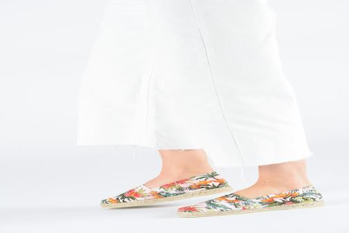 Espadrilles Banana Moon Manatea Espadrille Multicolor view from underneath / model view