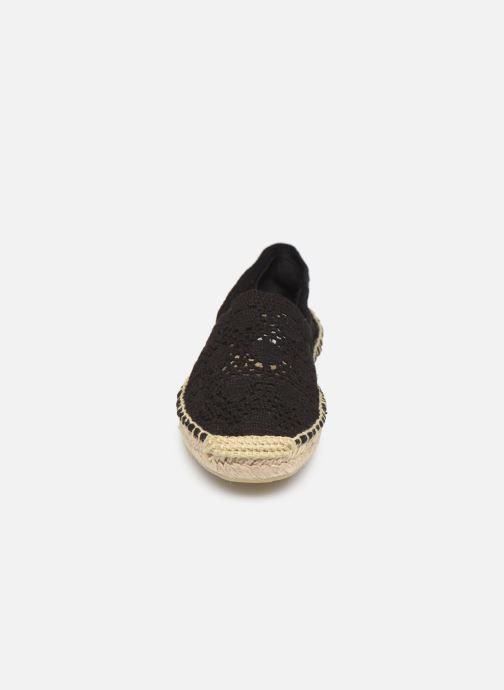 Espadrilles Banana Moon Niwi Espadrille Noir vue portées chaussures