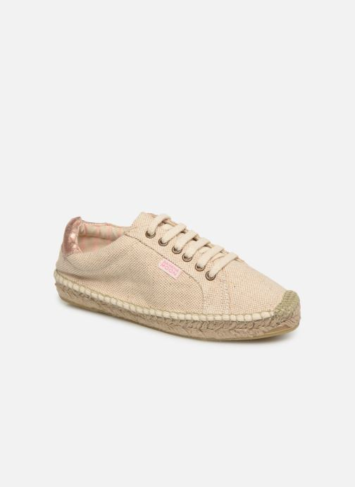Espadrilles Banana Moon Pacey Espadrille Beige detailed view/ Pair view