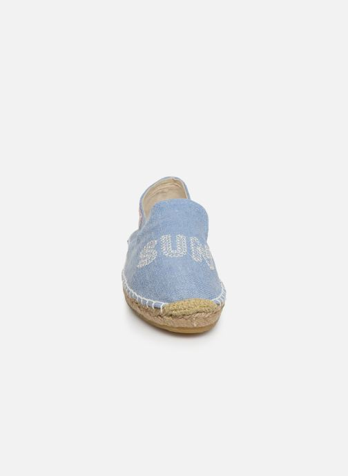 Espadrilles Banana Moon Thais Espadrille Blue model view