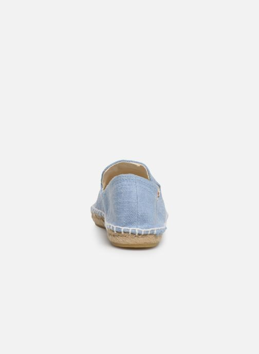 Espadrilles Banana Moon Thais Espadrille Blue view from the right