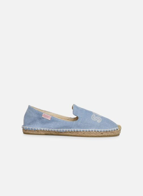 Espadrilles Banana Moon Thais Espadrille Blue back view