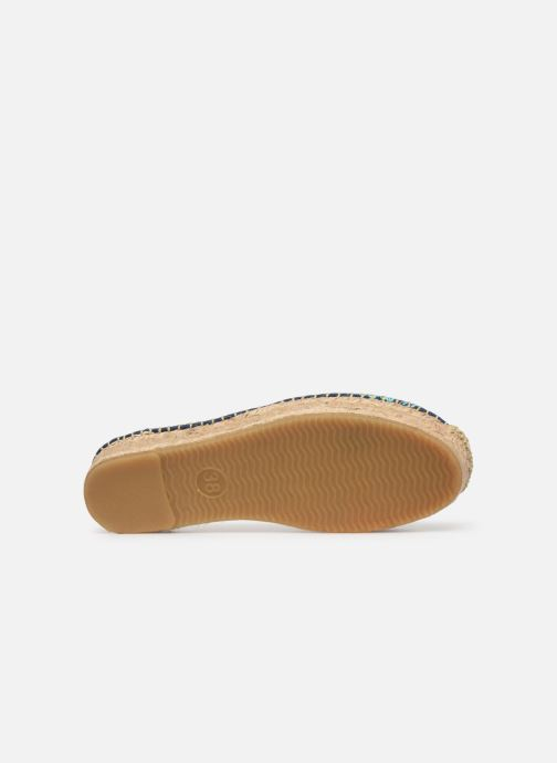 Espadrilles Banana Moon Verao Espadrille Blue view from above