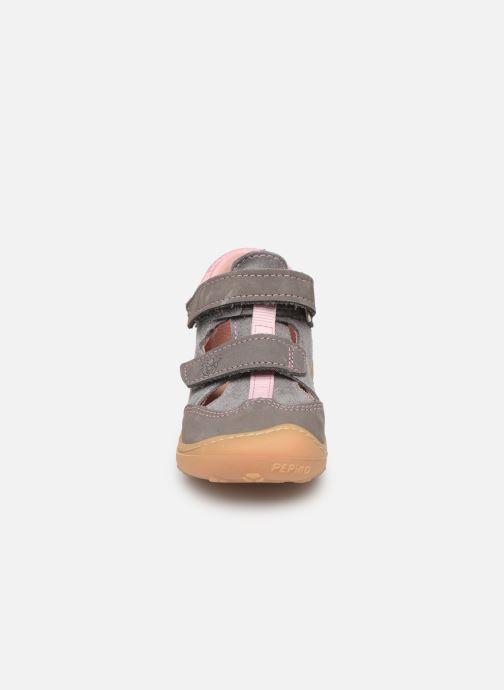 Scarpe con gli strappi Pepino Ebi Grigio modello indossato