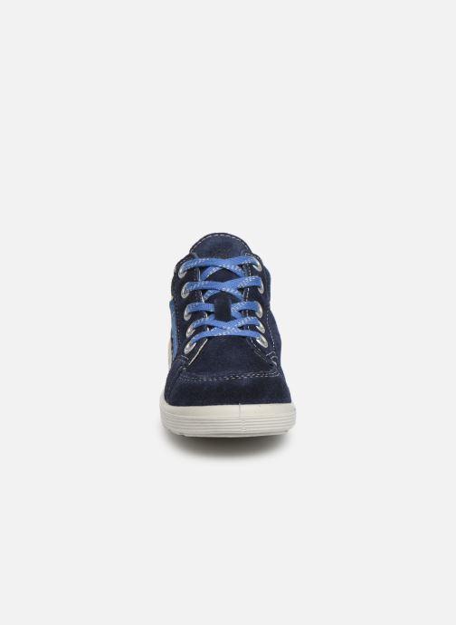 Sneakers Pepino Leo Azzurro modello indossato