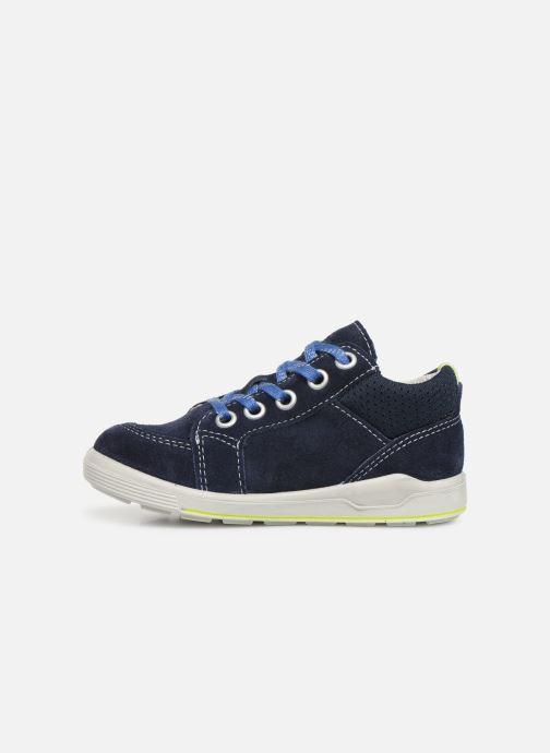 Sneakers PEPINO Leo Azzurro immagine frontale