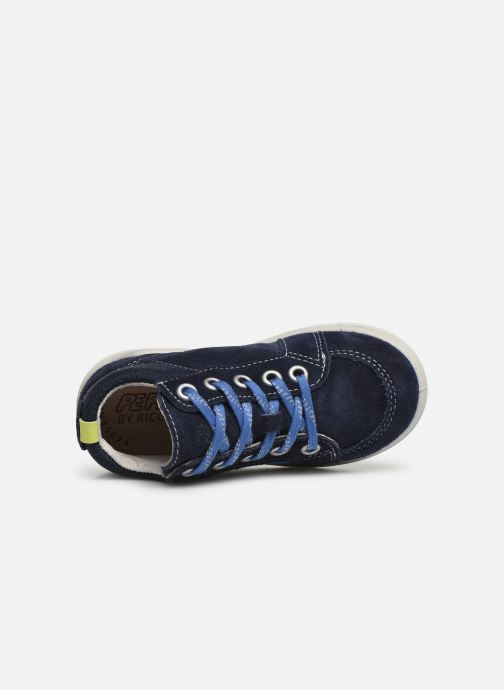 Sneakers Pepino Leo Azzurro immagine sinistra