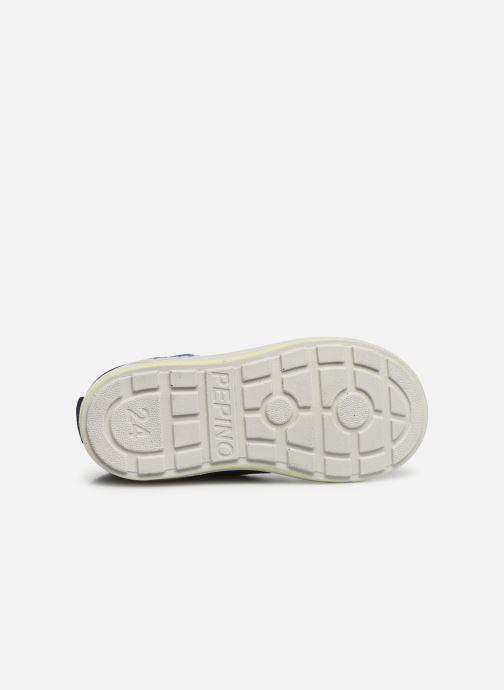 Sneakers PEPINO Leo Azzurro immagine dall'alto