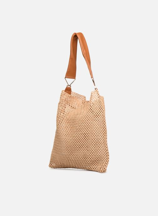 Handtassen Arron HOBO CROCHET Beige model