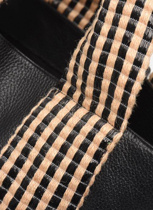 Handtassen Arron DALLARO Zwart links