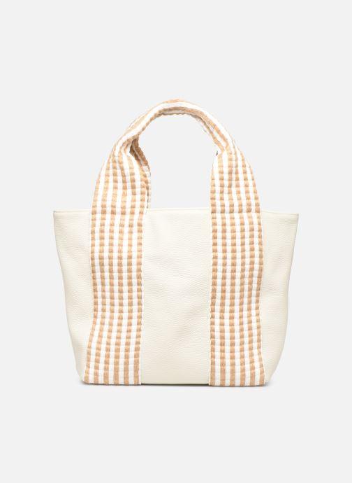 Handbags Arron DALLARO White front view