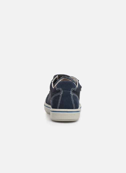 Sneakers Ricosta Jona Blauw rechts
