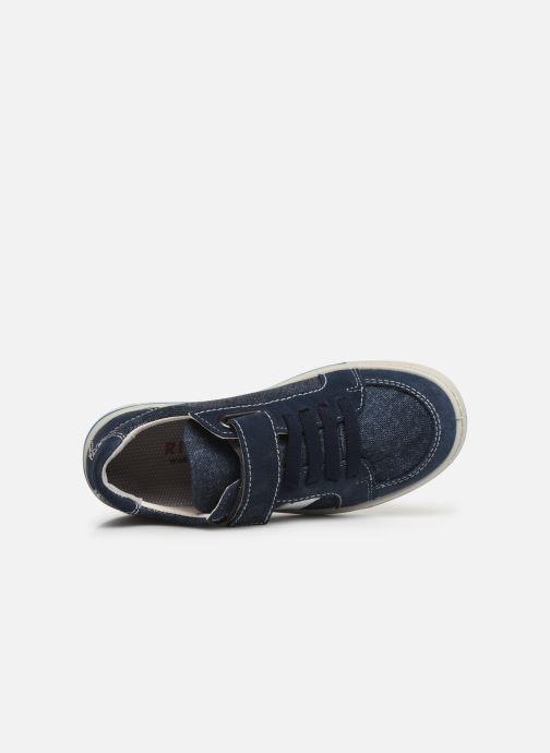 Sneakers Ricosta Jona Blauw links