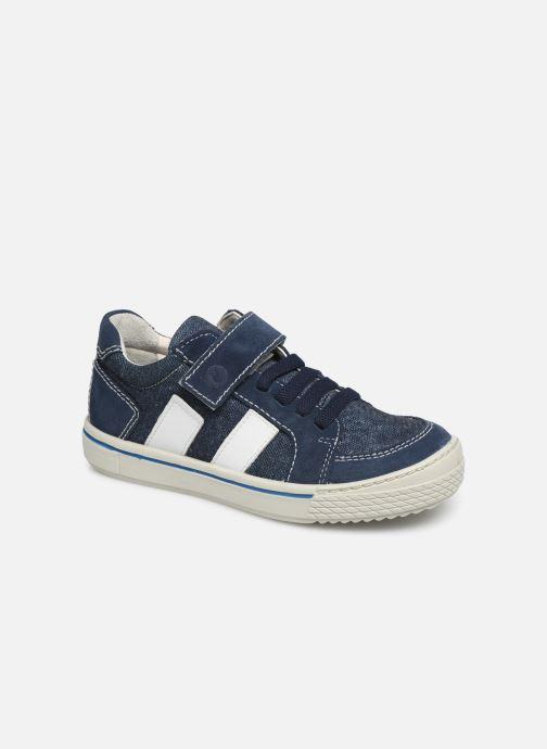 Sneakers Ricosta Jona Blauw detail