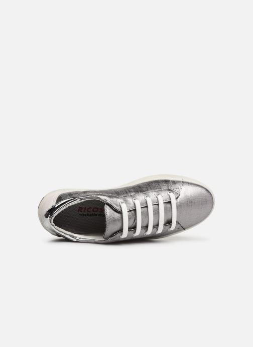 Sneakers Ricosta Milou Zilver links