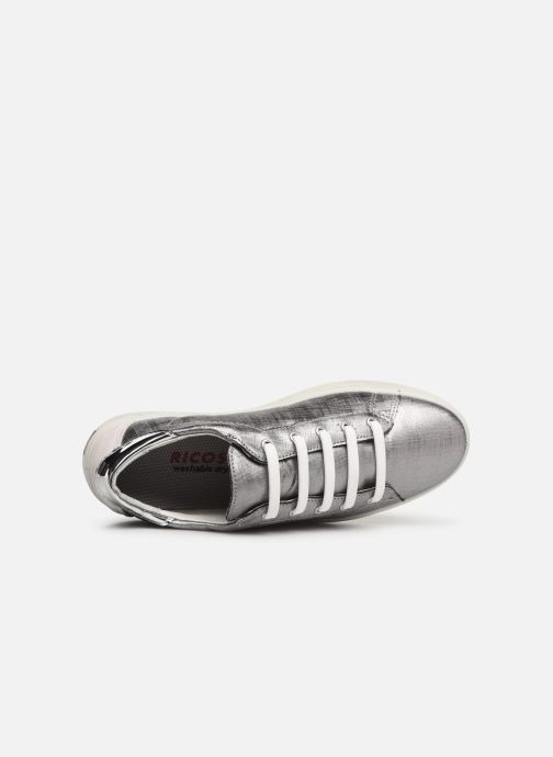 Sneakers Ricosta Milou Argento immagine sinistra