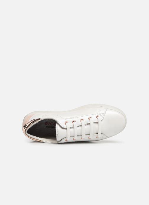 Sneakers Ricosta Milou Bianco immagine sinistra