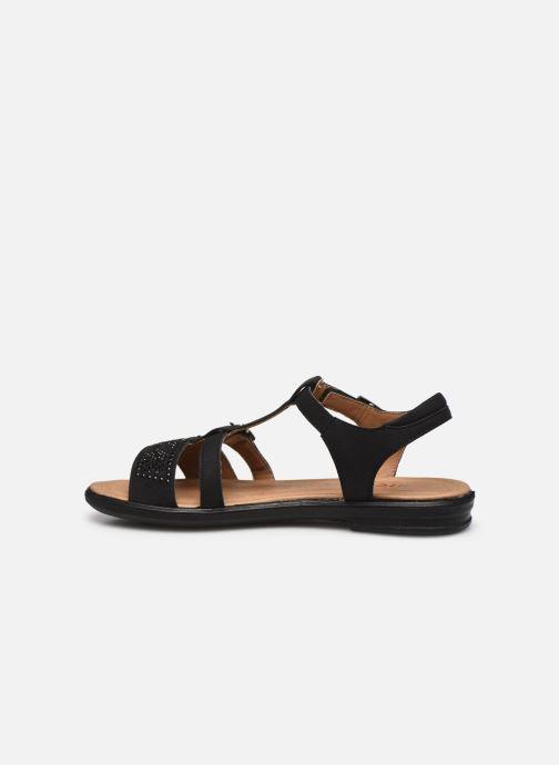 Sandali e scarpe aperte Ricosta Bella Nero immagine frontale