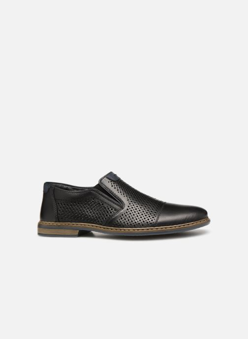 Loafers Rieker Ewan 13496 Black back view