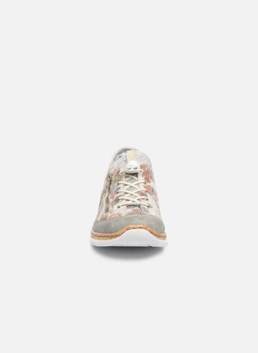 Baskets Rieker Livy N42V1 Multicolore vue portées chaussures