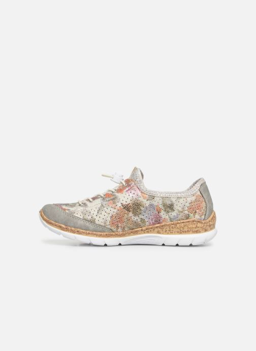 Trainers Rieker Livy N42V1 Multicolor front view
