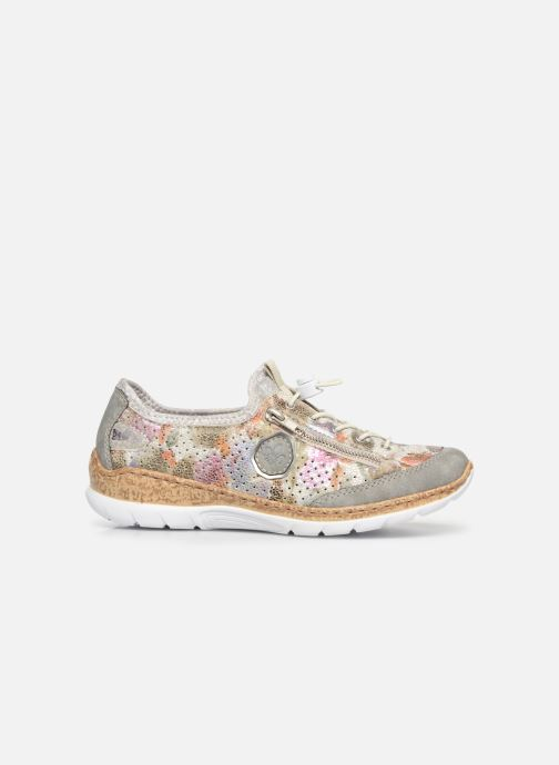 Trainers Rieker Livy N42V1 Multicolor back view