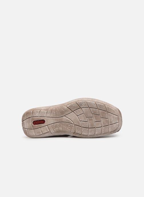 Sneakers Rieker Ernest 03065 Marrone immagine dall'alto