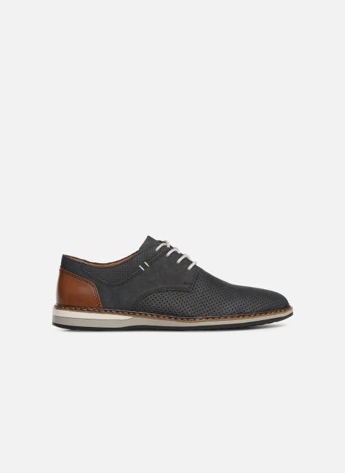 Chaussures à lacets Rieker Gianni 16815 Bleu vue derrière