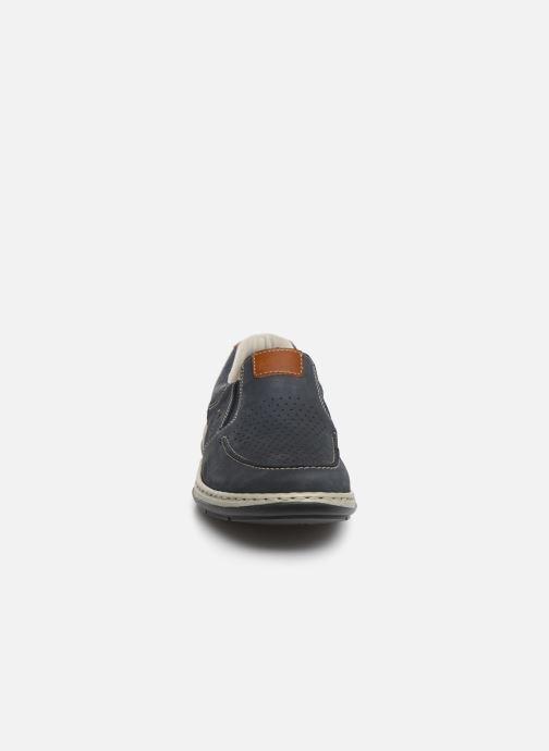 Loafers Rieker Aubin 17356 Blå se skoene på