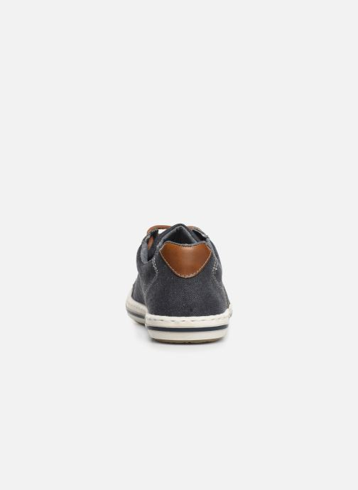 Sneakers Rieker Tao Azzurro immagine destra