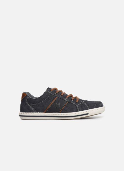 Sneakers Rieker Tao Azzurro immagine posteriore