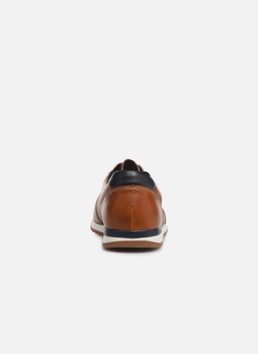Sneakers Rieker Ilyas 19322 Bruin rechts