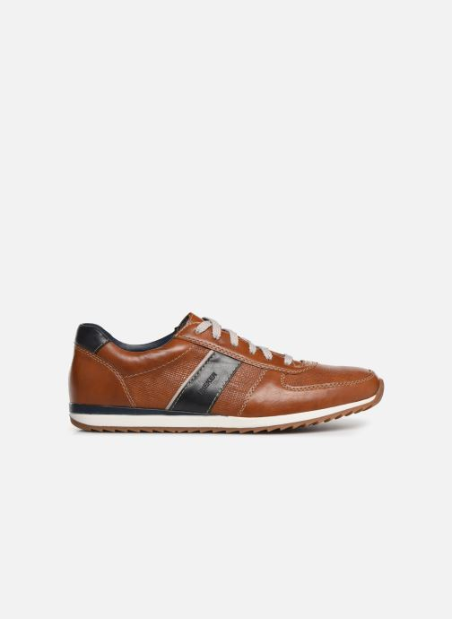 Sneakers Rieker Ilyas 19322 Bruin achterkant