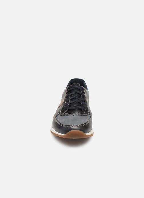 Baskets Rieker Yonni 19331 Bleu vue portées chaussures