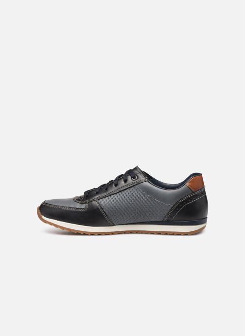 Sneakers Rieker Yonni 19331 Blauw voorkant