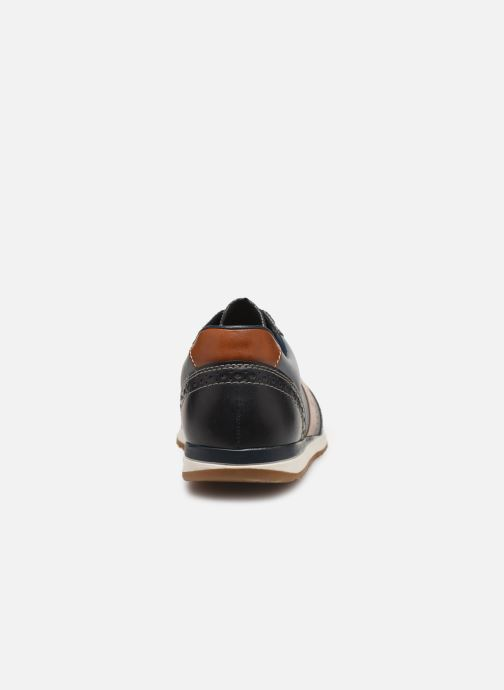 Sneakers Rieker Yonni 19331 Blauw rechts