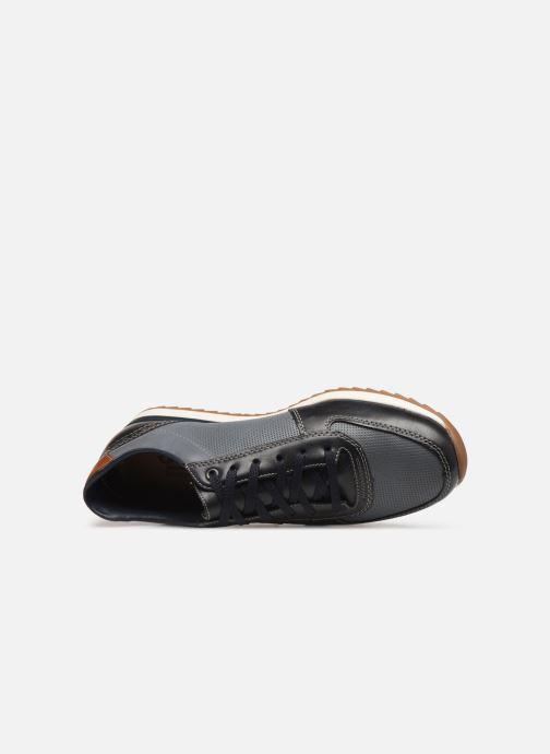 Sneakers Rieker Yonni 19331 Azzurro immagine sinistra