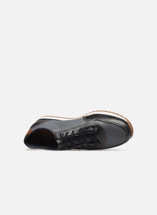 Sneakers Rieker Yonni 19331 Blauw links