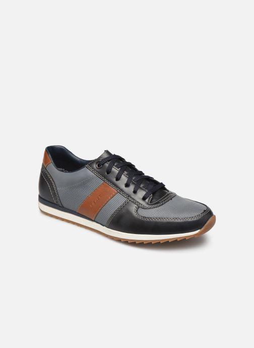 Sneakers Rieker Yonni 19331 Blauw detail