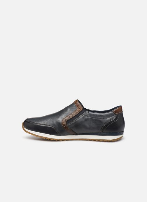 Loafers Rieker Kais 19360 Grey front view