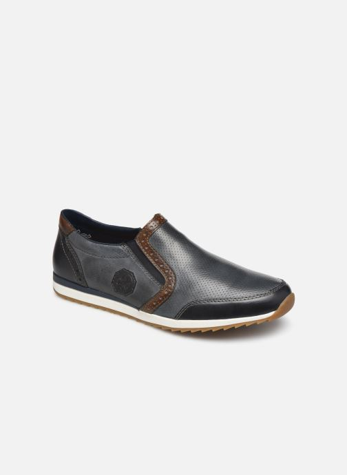 Loafers Rieker Kais 19360 Grey detailed view/ Pair view