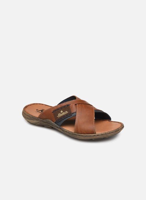 Sandales et nu-pieds Rieker Kems 22099 Marron vue détail/paire