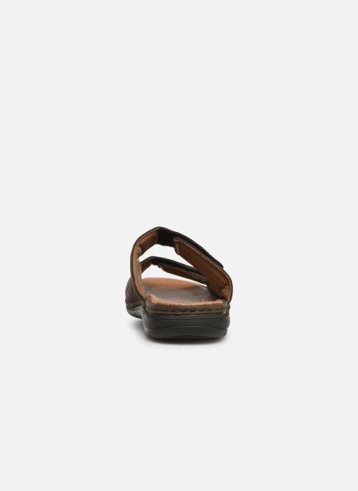 Sandales et nu-pieds Rieker Cece 25590 Marron vue droite