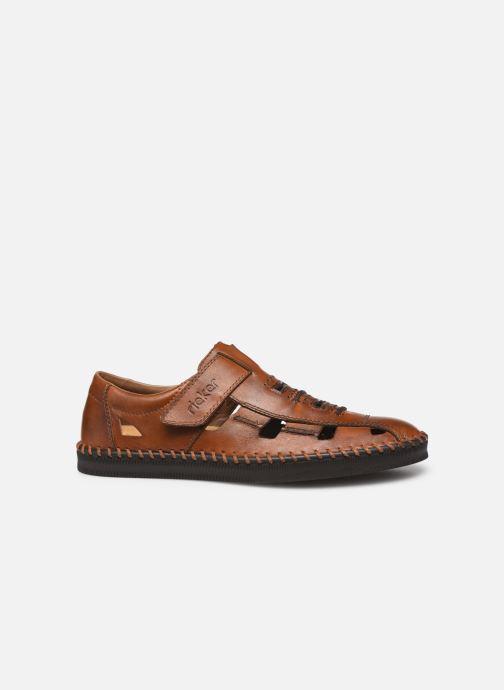 Sandales et nu-pieds Rieker Calen 2983 Marron vue derrière