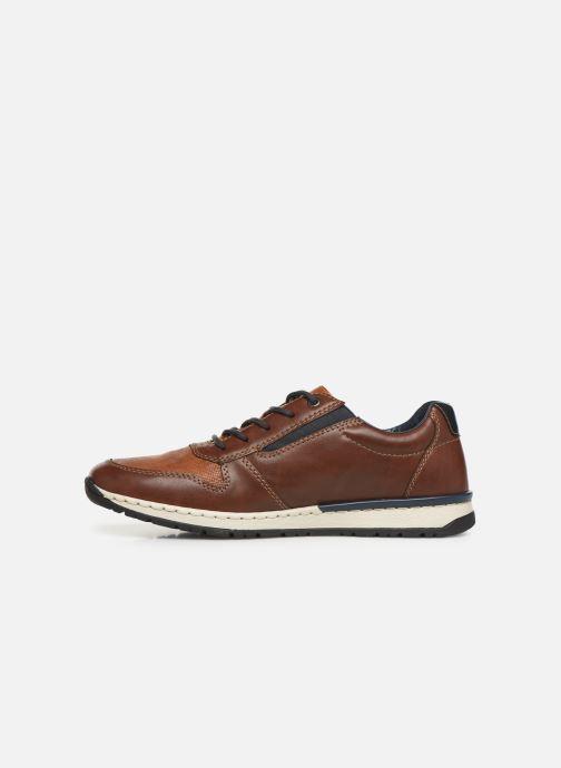 Sneakers Rieker Gorge Bruin voorkant