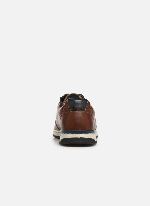 Sneakers Rieker Gorge Bruin rechts